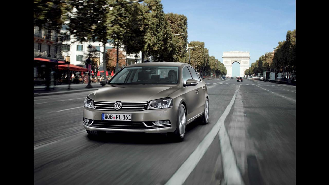 Nuova Volkswagen Passat berlina