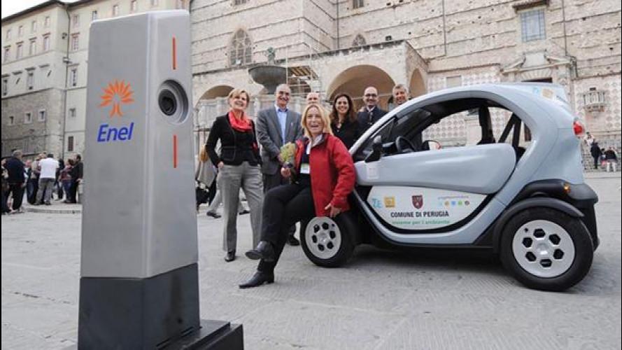 """Perugia lancia il """"Manifesto per la mobilità elettrica e sostenibile"""""""