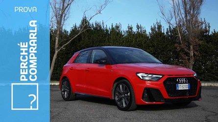 Audi A1, perché comprarla… e perché no
