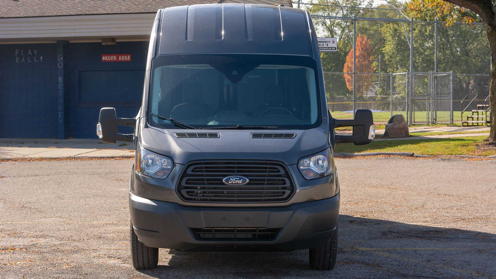2018 Ford Transit 250HR Cargo Van Review: A Big, Fat Focus