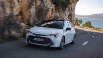 Nuova Toyota Corolla Hybrid