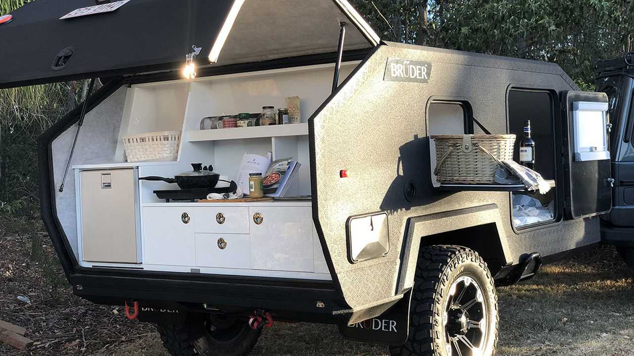 Bruder Exp 4 Trailer Is The Camper You Could Actually Afford