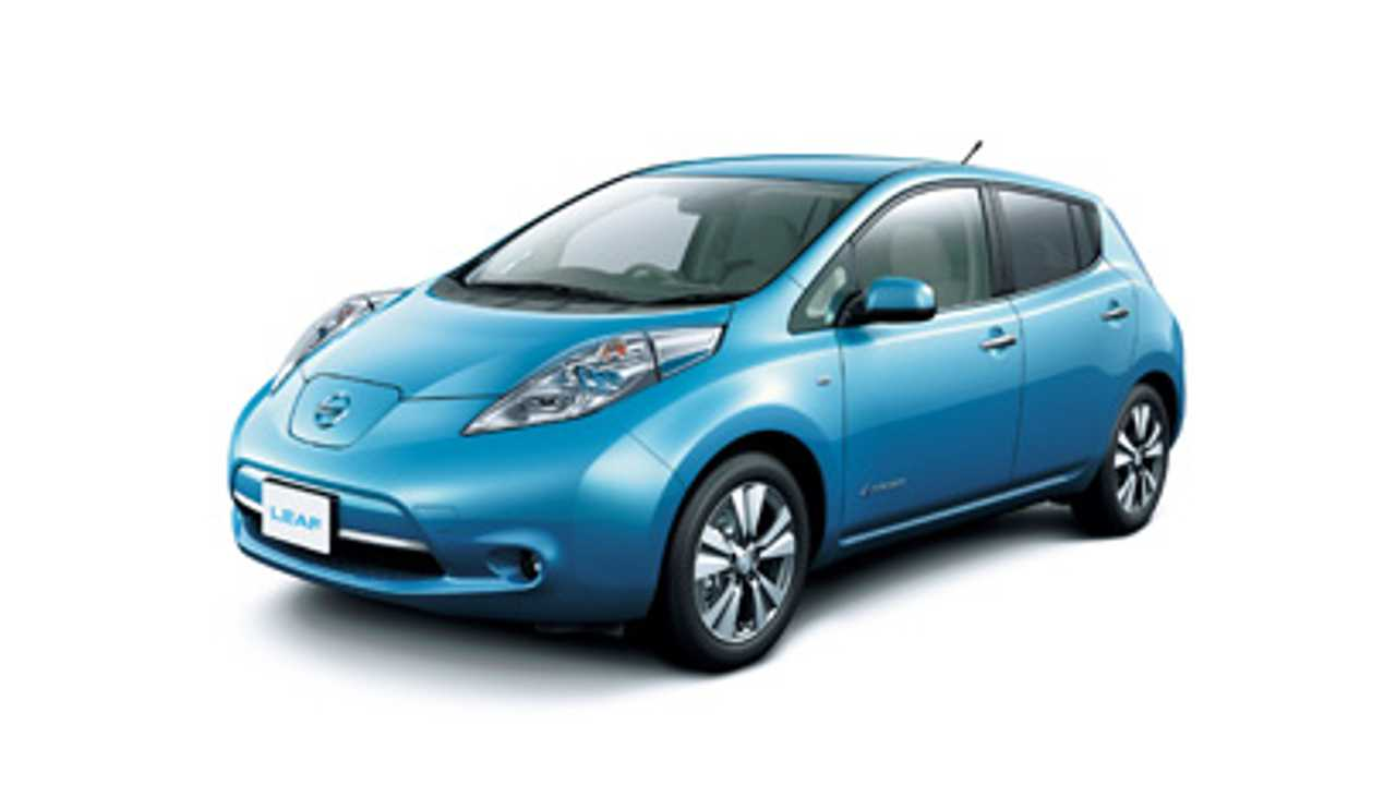 Nissan Officially Announces 2013 LEAF In Japan.  More Range, Less Money, New Functionality