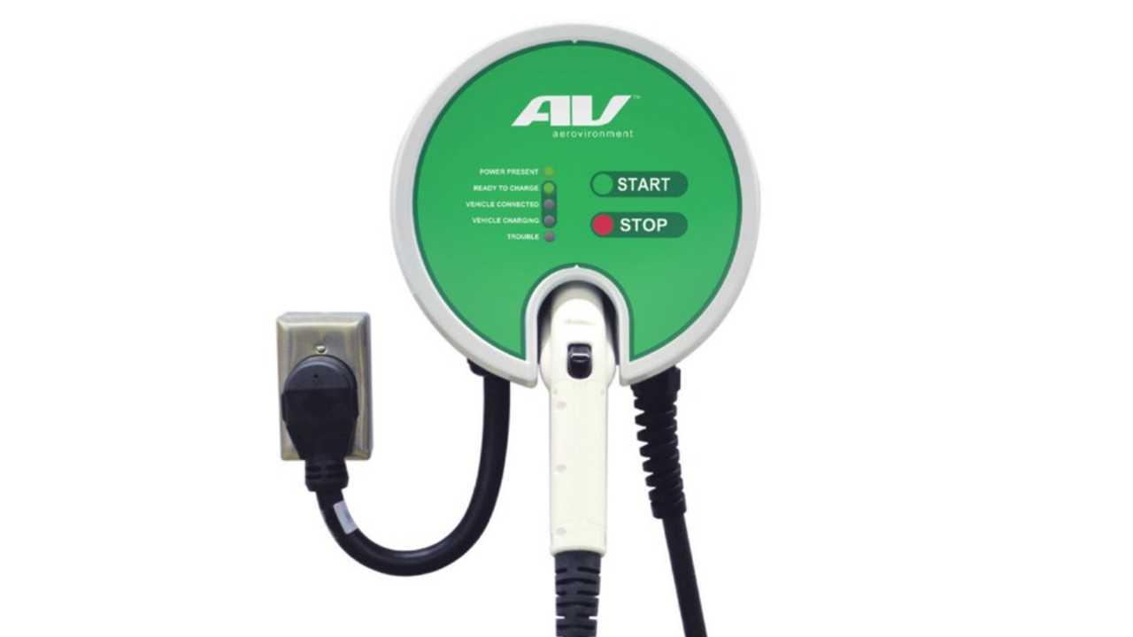 AeroVironment Now Offers Portable, Plug-In EV Charging Station