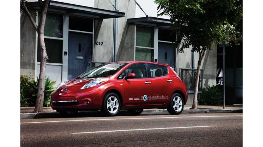 Report: Nissan To Add Cheaper, Stripper Version Of LEAF To 2013 Model Lineup