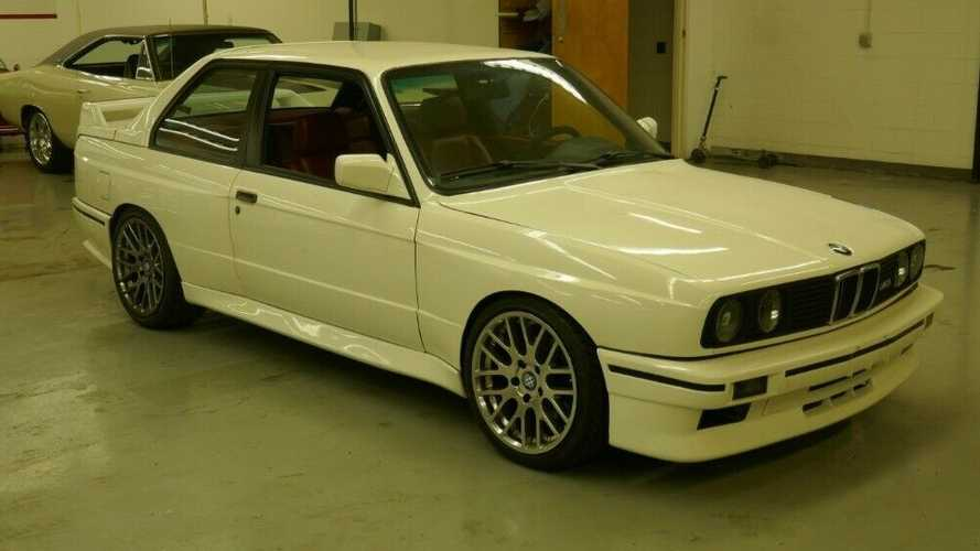 Low Mileage E30 M3 Has Rare Interior Specification