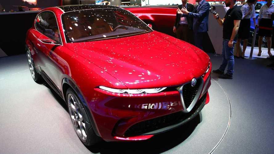 L'Alfa Romeo Tonale arriverà nel 2021