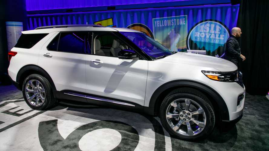 2020 Ford Explorer Debuts With New Rear-Drive Platform [UPDATE]