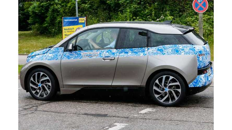 More Of The BMW i3 Spied In Germany Ahead Of Reveal This Month (photos)