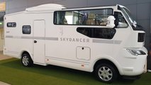 Skydancer Appearance Convertible RV