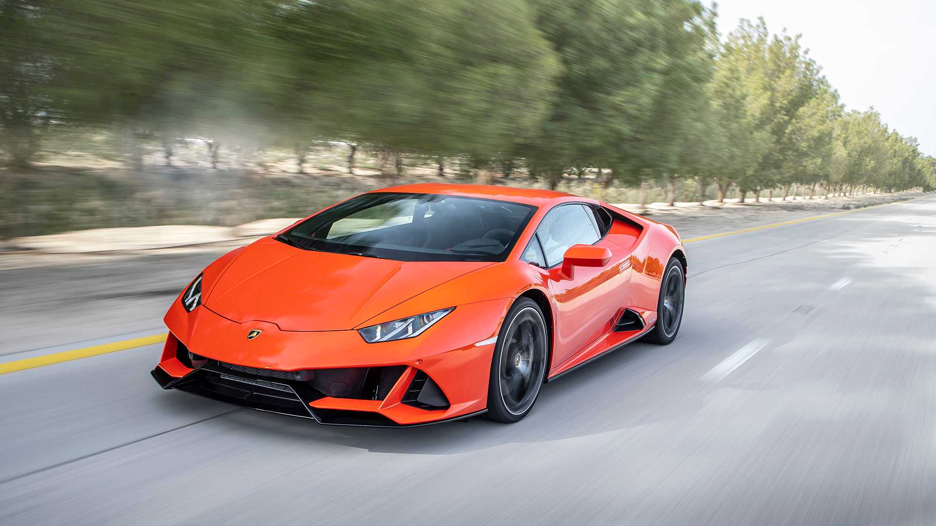 Lamborghini Huracan Evo Loses LP Name Here\u0027s Why