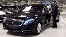 2019 Mercedes-Maybach S600 Pullman Guard