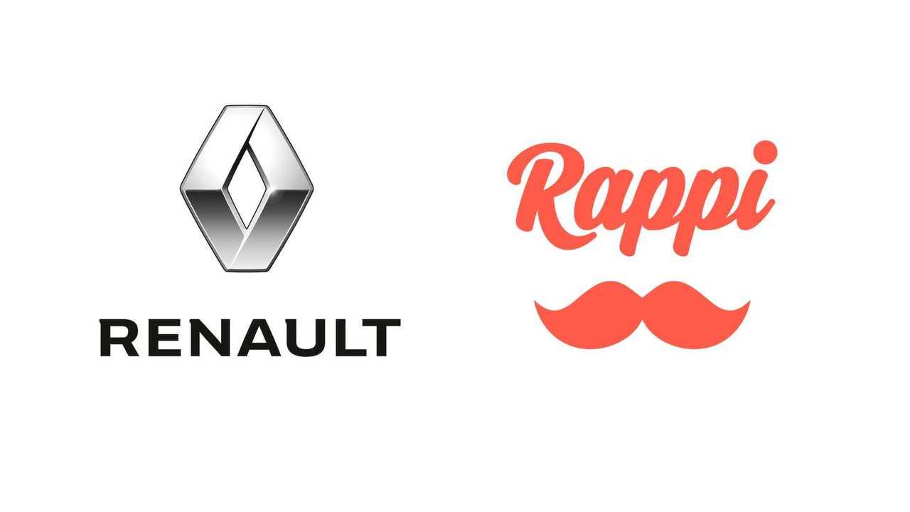 Renault faz parceria com Rappi para test-drive