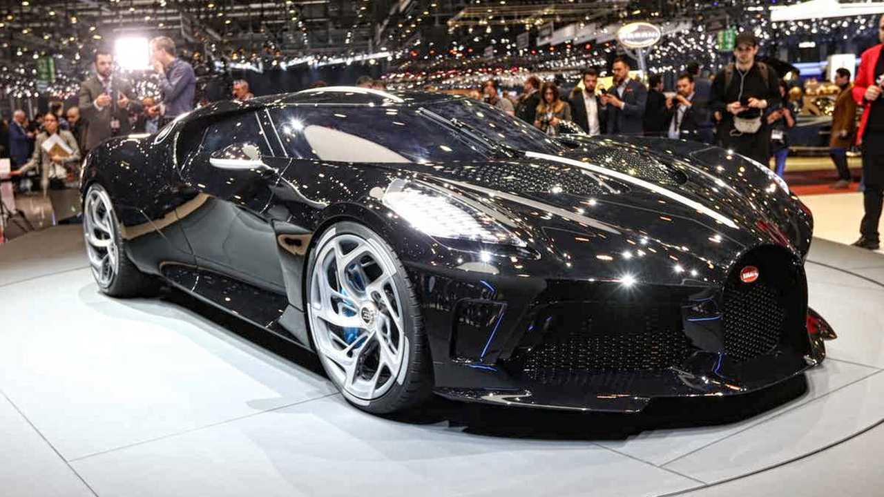 Flop: Bugatti La Voiture Noire