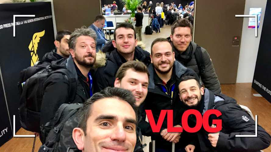 Salone di Ginevra 2019, il video Backstage di Motor1