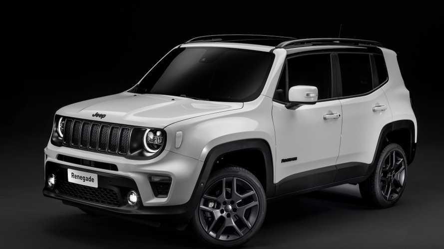 Jeep Renegade, Compass e Cherokee S, S come sportività