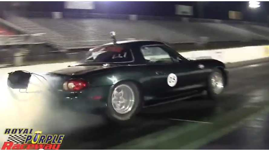 Assault & Battery Sets New EV 1/4 Mile Record at 9.122 Seconds