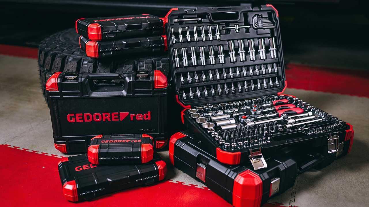 GEDORE red Werkzeugsätze