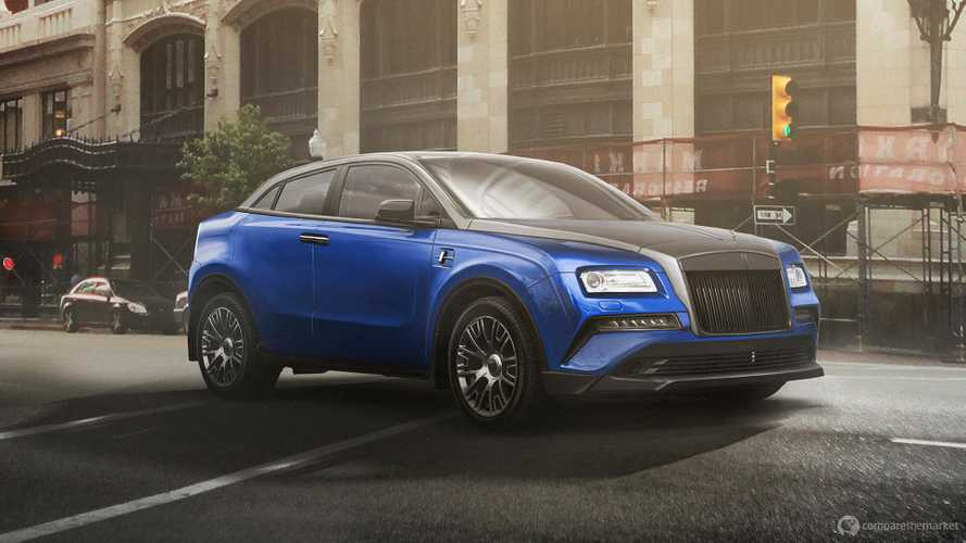 What If Rolls-Royce Were A Full-Line Automaker?