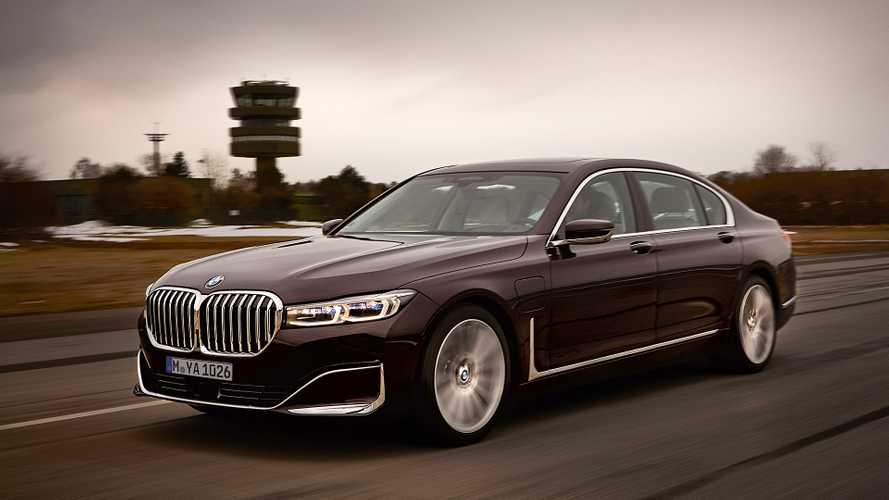 BMWs Plug-In-Hybrid-Modelle der zweiten Generation (2019)