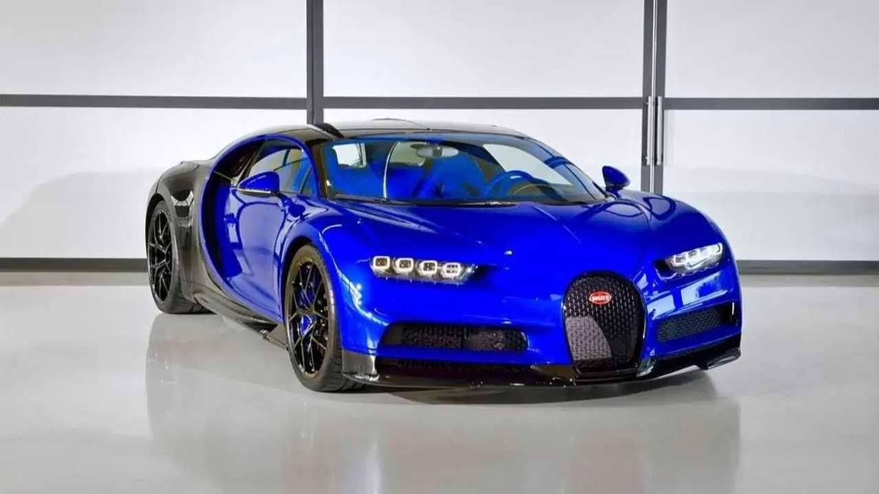 Bugatti Chiron Sport ABF