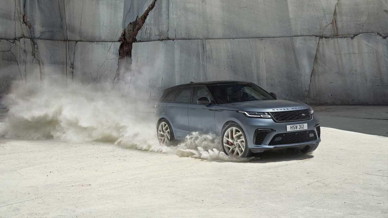 Range Rover Velar SVAutobiography Edição Dinâmica