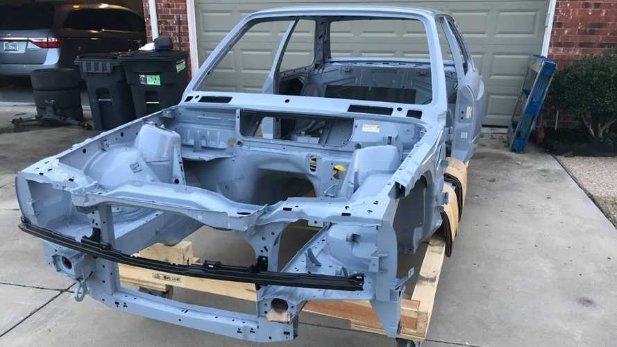 New BMW E30 M3 Shell