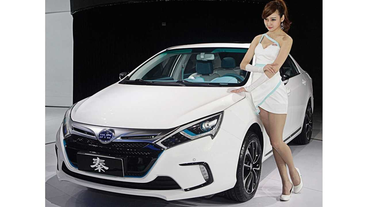 China Considers Adding More Electric Vehicle Incentives