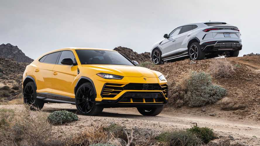 2019 Lamborghini Urus First Drive: Welcome To The Herd