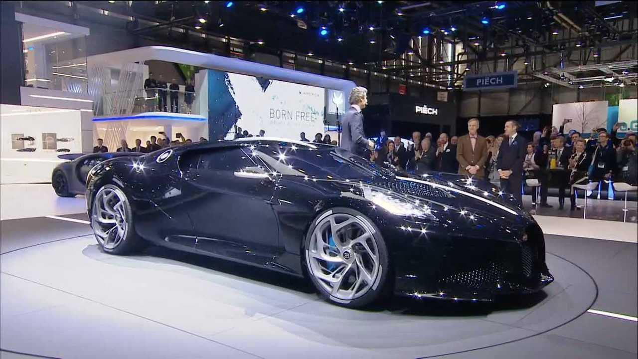 watch the world's most expensive new car in motion