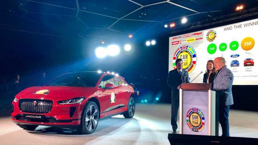 2019 Avrupa'da Yılın Otomobili belli oldu