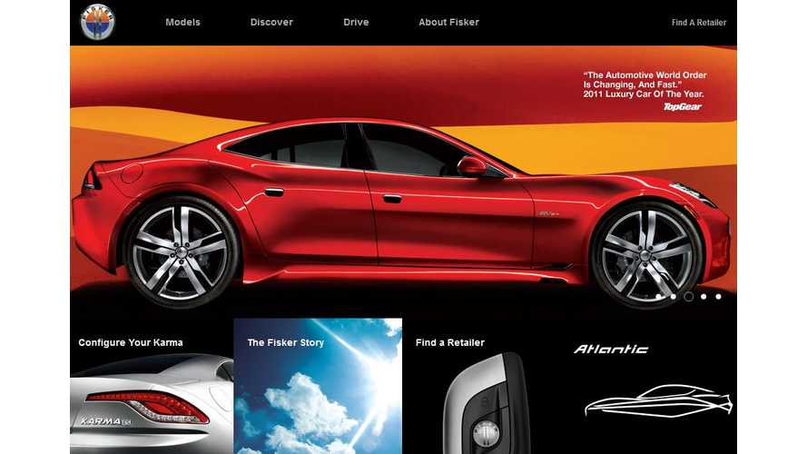Fisker's Website Designer/Creative Services Provider Sues Automaker for $535,000 in Unpaid Bills