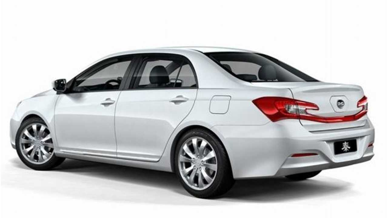 Visually, the Qin Isn't a Stand Out, but Compared to Other BYD Offerings It's a Rather Attractive Package