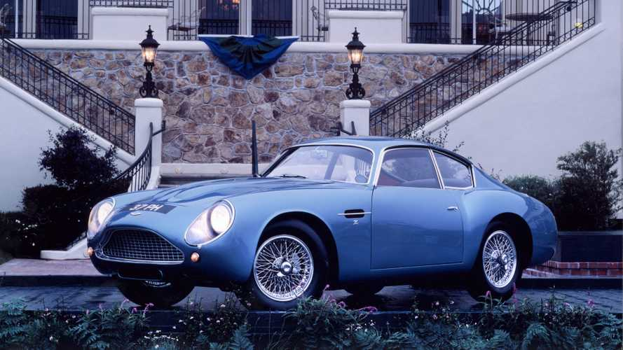 Why The Aston Martin DB4 GT Zagato Is Worth $13 Million