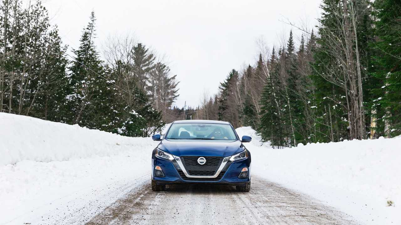 2019 Nissan Altima Awd First Drive Your All Weather Nissan Family Sedan