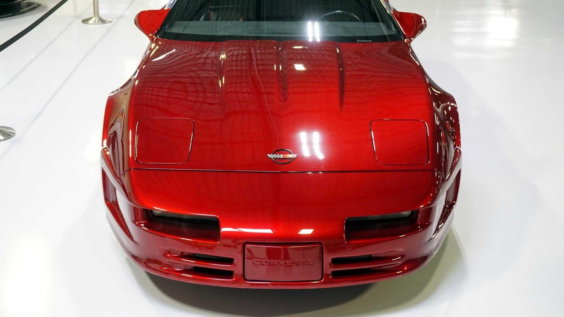 """[""""1989 Chevrolet Corvette C4 Concept""""]"""