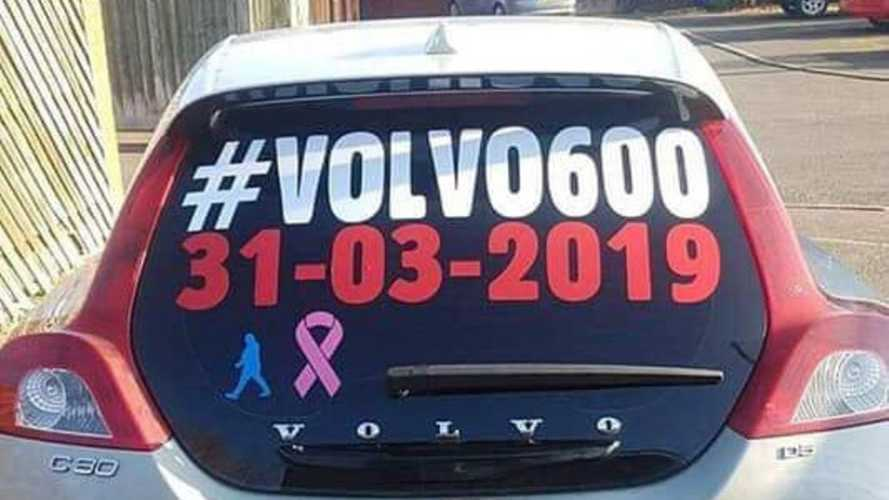 Volvo Sets A New Guinness World Record For A Gathering Of Cars On March 31st.