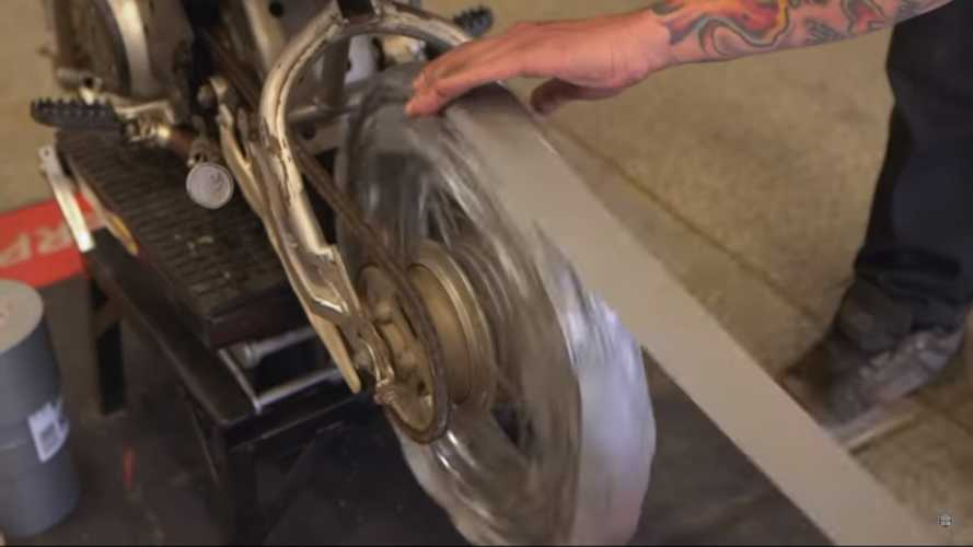 Can You Make A Tire Out Of Duct Tape?