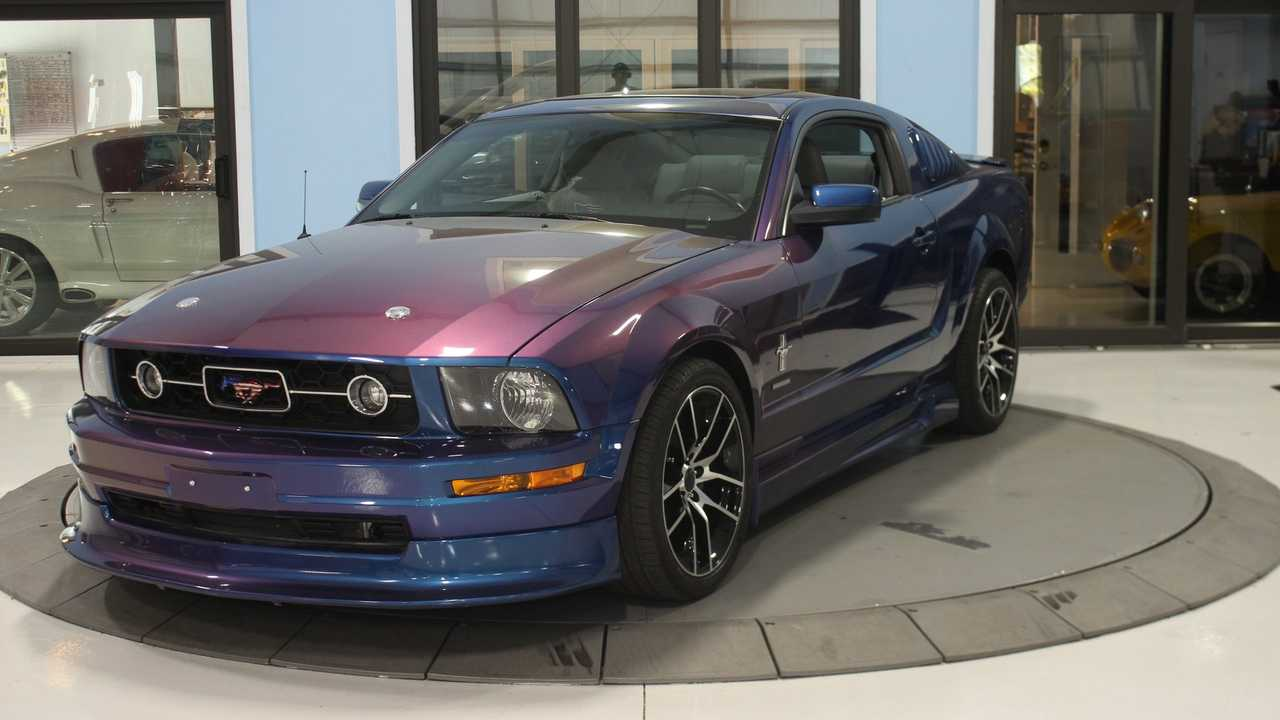 2007 Ford Mustang S197 Supercharged