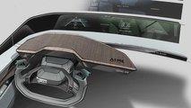Audi AI:me concept teaser images