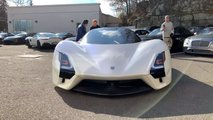 SSC Tuatara screenshot from walkaround video