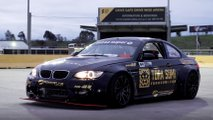 BMW M3 with RB26 engine