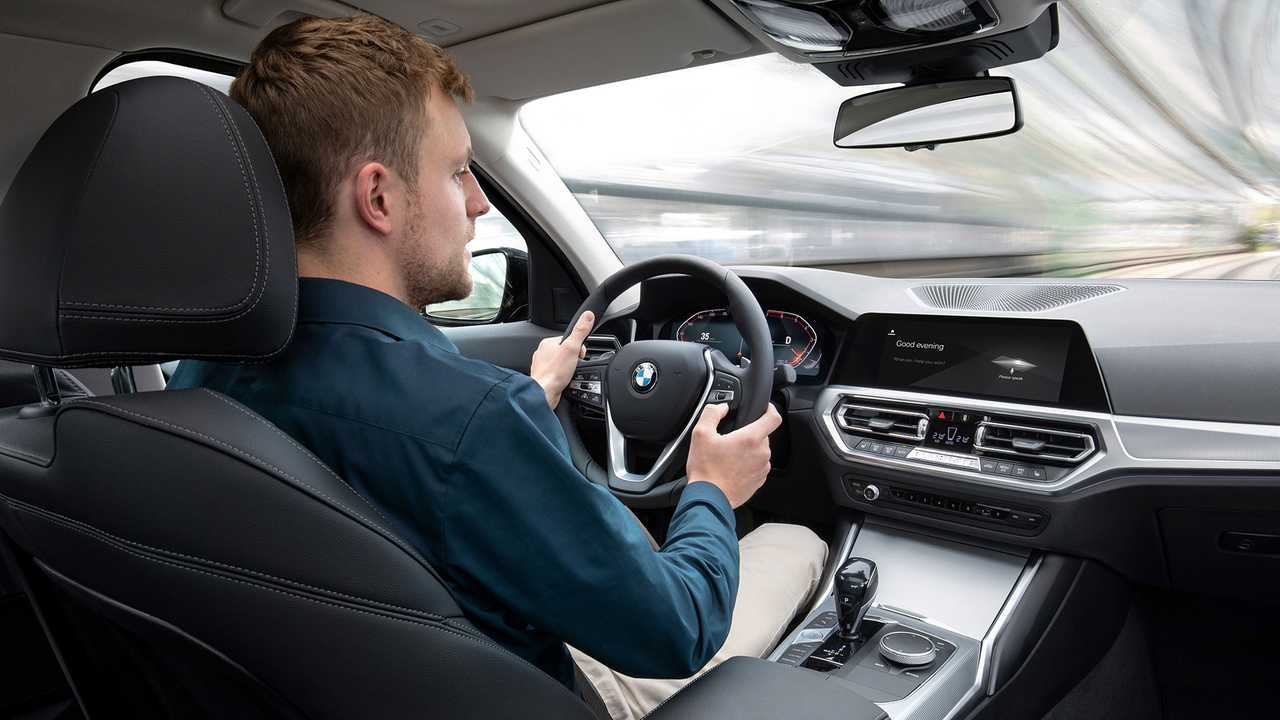 Hey BMW, less Gesture Control, more good cars.