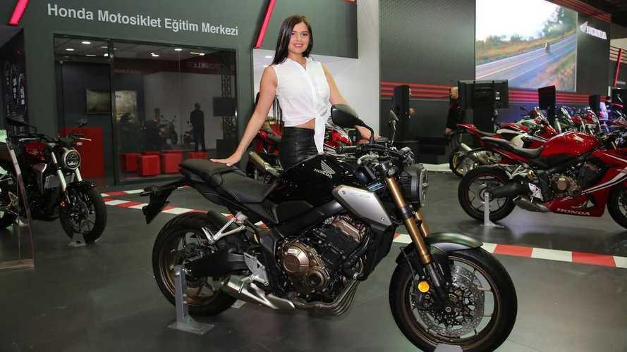 2018 yılında satılan her 5 motosikletten 1'i Honda oldu