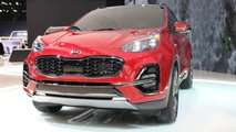 2020 kia sportage refresh debut