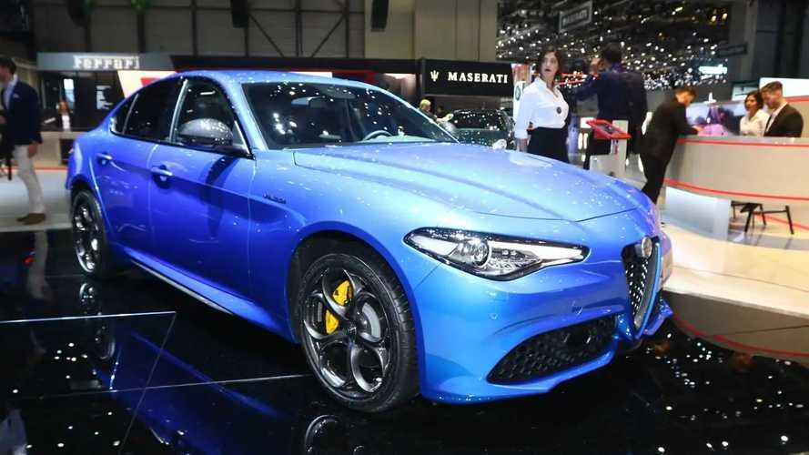 Alfa Romeo al Salone di Ginevra 2019