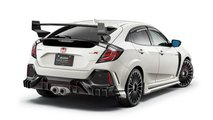 Honda Civic Type R prototype by Mugen