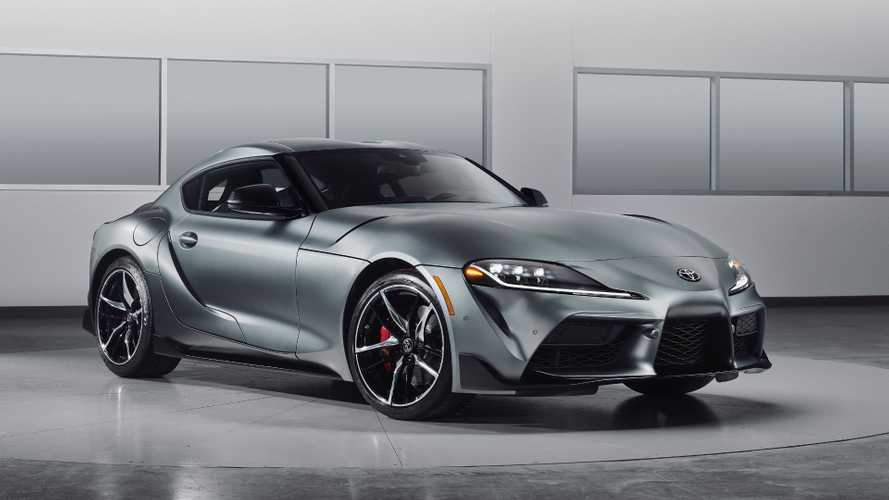 Toyota Won't Offer Four-Cylinder Supra In The U.S.