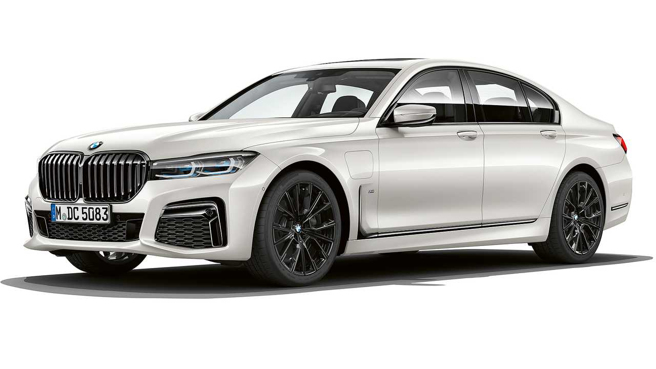 New 2020 BMW 7-Series Plug-In Hybrid Has Dismal Electric Range