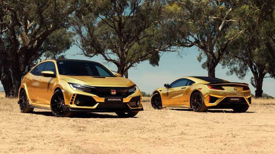 Honda's 50th Anniversary in Australia